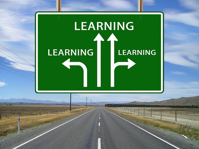 směr učení