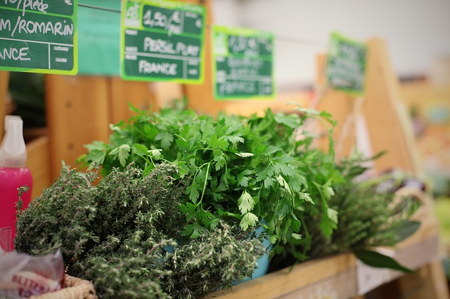 obchod s bylinkami