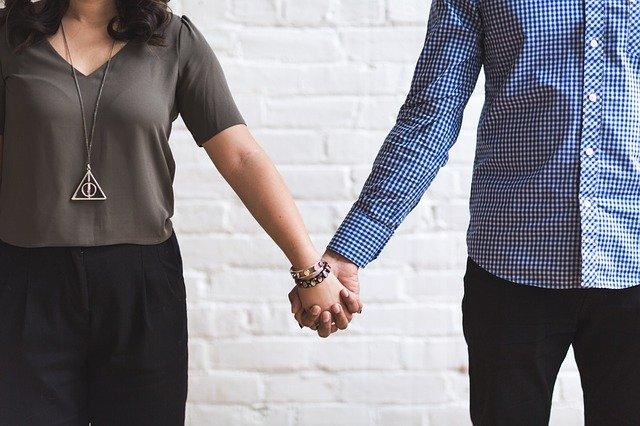 muž a žena