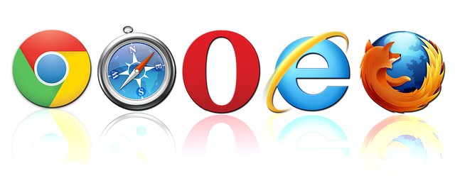 prohlížeče internetu