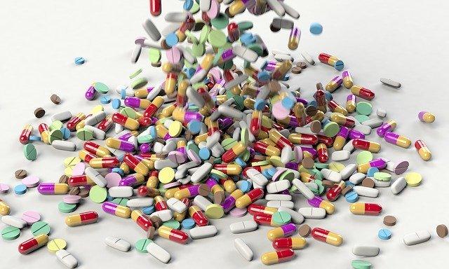 pilulky, které mohou vyřešit váš problém